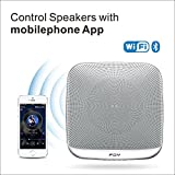Bluetooth Speakers, FDY Multi-Room Wall-Mounted