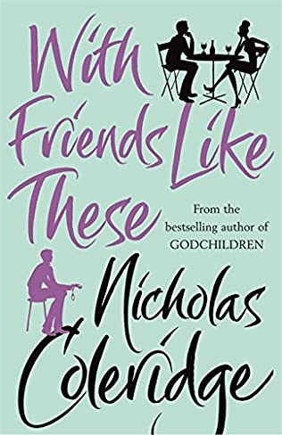 book cover of With Friends Like These