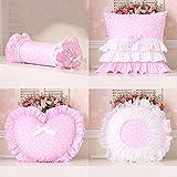 TIANTA-Cushion European pillow cushions pillow love pillow candy bed head waist back sofa waist pillow core ( Color : G )