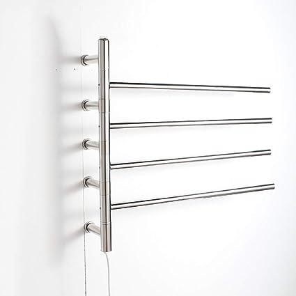 Montaje en Pared eléctrico Calentador de Toallas, Calentadores de Toallas de baño, Calentadores de
