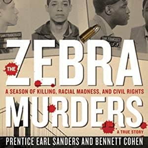 The Zebra Murders Audiobook