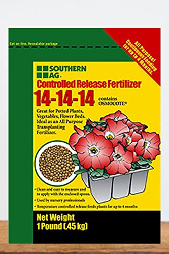 Southern Ag Osmocote Controlled Release Fertilizer 14-14-14