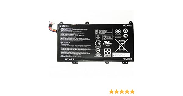 New Genuine HP Envy M7-U Series 11.55V 41.5Wh Battery 849314-856