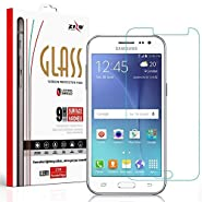 Galaxy Amp Prime/J3(2016) Screen Protector, Balaji Clear Tempered Glass LCD Screen Protector Shield Guard Film For Samsung Galaxy Amp Prime/J3(2016)