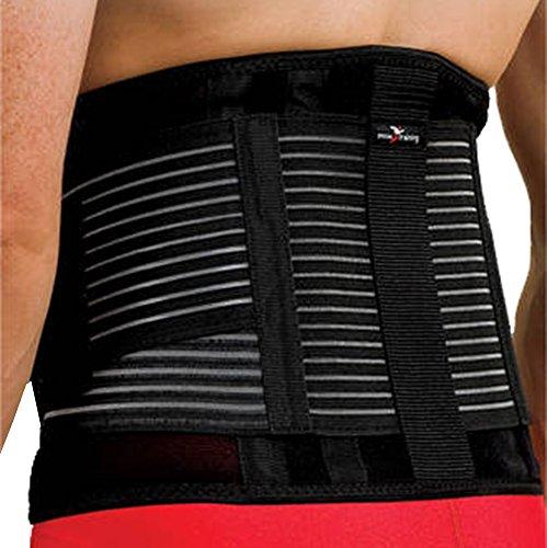 Precision Training Neopren Rückenstütze mit bleibt Support Sport Verletzungen