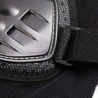 Per Chaqueta Moto para Hombre y Mujer de Verano Chaleco de Armadura de Protecci/ón sin Manga Azzesorios Deportivos para Protecci/ón Profesional