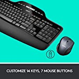 Logitech MK735 Performance Wireless Keyboard