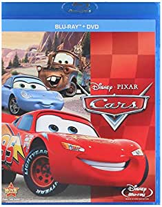 Cars (Two-Disc Blu-ray/DVD Combo in Blu-ray Packaging)