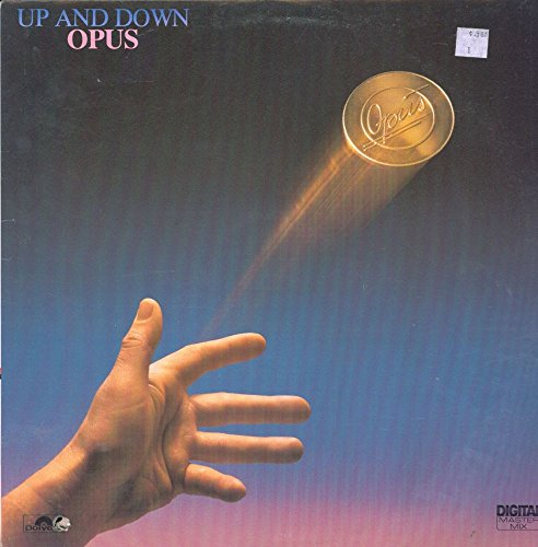Opus - Opus: Up And Down Lp Nm Canada Polydor Pds 1 6417 Original Inner Sleeve - Zortam Music