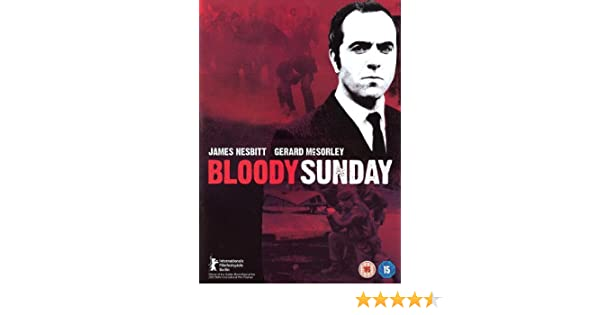 Bloody Sunday [DVD] by James Nesbitt: Amazon.es: Ryouhei ...