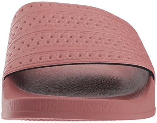 Adidas Originals Dames Adilette Met Sneaker Krijtroze / Krijtroze / Krijtroze