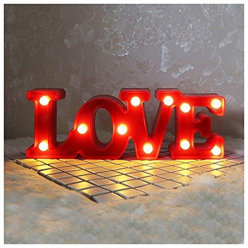 iluminación romantica