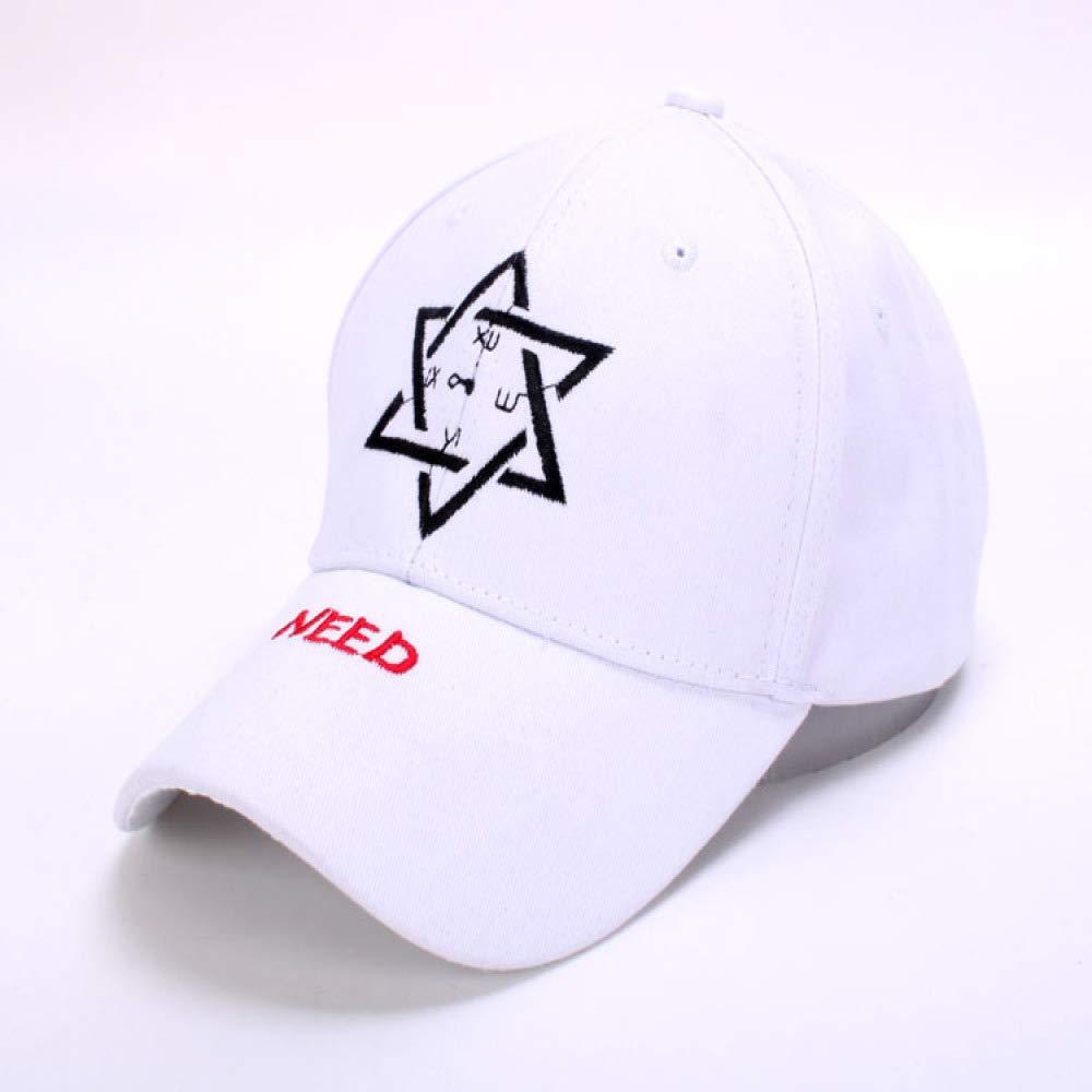 zhuzhuwen Sombrero de impresión Femenina Estrella de Cinco Puntas ...