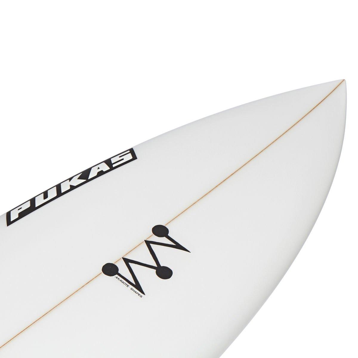 Tabla Pukas Sandball FCSII - blanco Blanco blanco Talla:5ft 11: Amazon.es: Deportes y aire libre