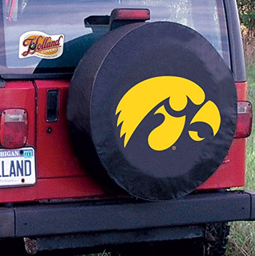Holland Bar Stool Co. 31 1/4 x 12 Iowa Tire Cover