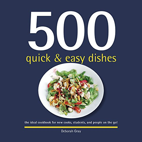 500 Quick & Easy Dishes (500 Cooking)