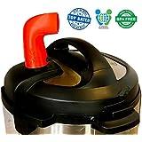 Steam Release Diverter Pressure Cooker FITS Instant Pot Model: DUO, MINI, SMART, 3/6/8 Quart