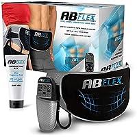Ab Flex geavanceerde, elektrische buikspiertrainer, voor een getrainde buik, 99 intensiteitsniveaus en 10 programma's…