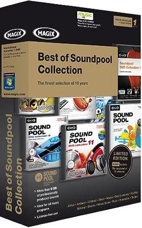 magix music maker premium soundpools
