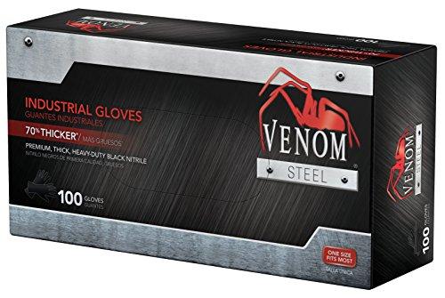 Venom Premium Industrial Nitrile Gloves product image