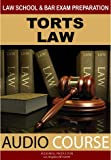 Torts Law (Audio Course)