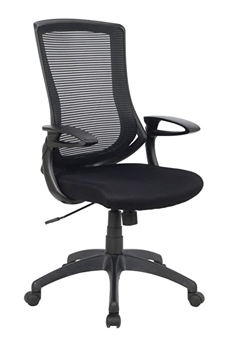 Viva Office High Back Mesh Chair U2013 Black