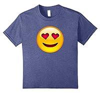 Emoji In-Love T-Shirt Heart-eyes Emoji
