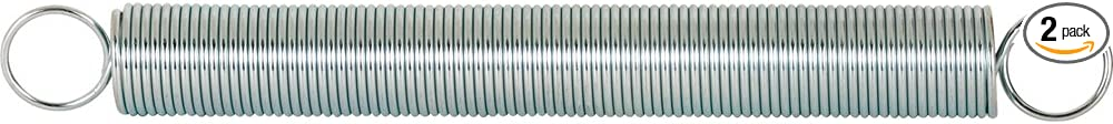 Pack of 2 15//32-Inch by 4-1//2-Inch, Prime-Line Products SP 9621 Extension Spring