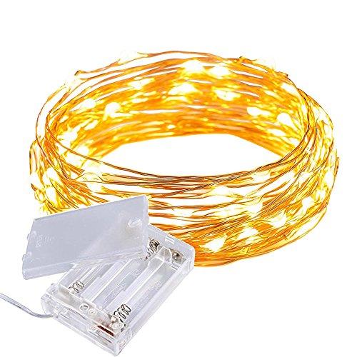 LED String Lights 9.8ft with 30 LEDs, Tinggo