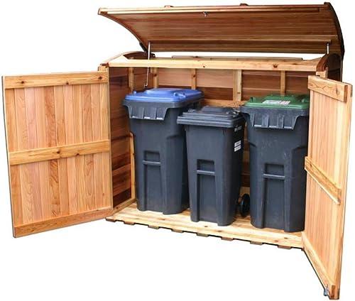 6 x3 Oscar -Waste Management Shed