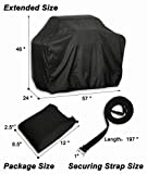 BBQ Grill Cover Basic Barbecue Gas Grill