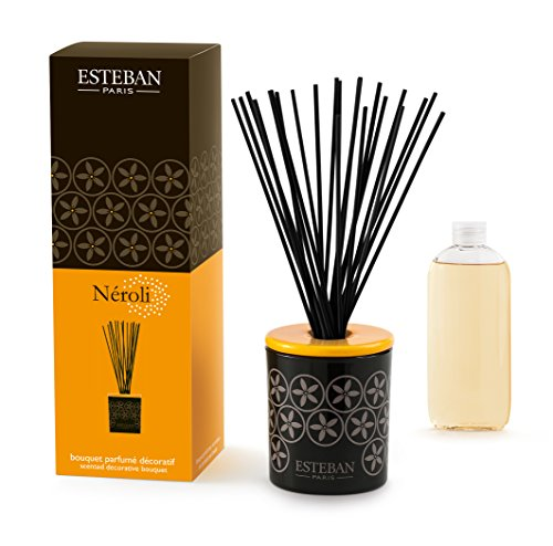 Esteban Paris - Neroli - Scented Decorative Bouquet Scented Decorative Bouquet Diffuser