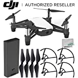 Ryze Tello Quadcopter Drone with HD camera and VR - powered by DJI technology and Intel Processor Starters Bundle