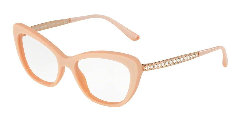 Eyeglasses Dolce /& Gabbana DG 3275 BF 3099 PEARL PINK
