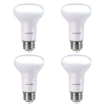 Philips 456995 45 W Equivalente blanco suave R20 luz efecto de iluminación con cálido resplandor LED