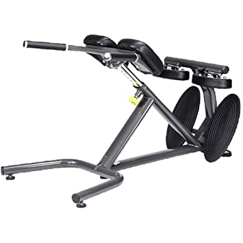 Sportsart Fitness A993 Status Series 45 Degree Back Hyperextension