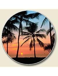 PickUp 1 X Palms, Sunset on the Beach Single Auto Coaster reviews