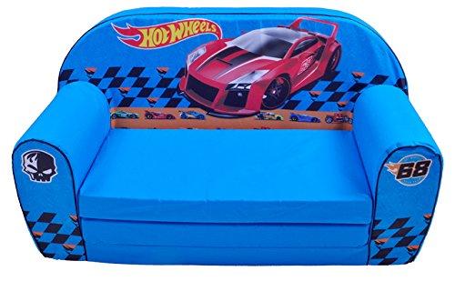 Knorrtoys 88684Hot Wheels–Sofá Infantil knorr toys knoortoys_88684