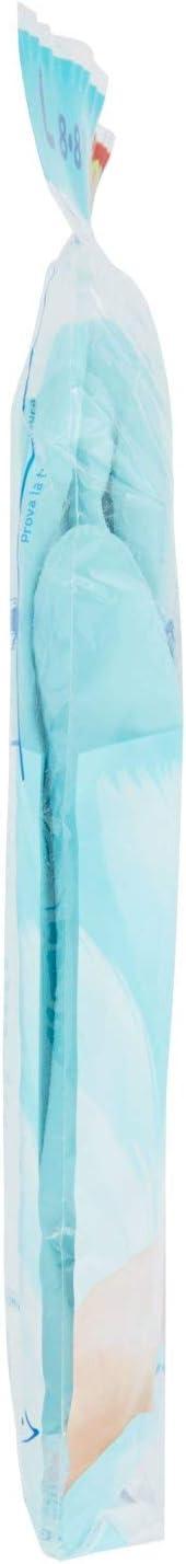 Spontex Guanti riutilizzabili Mani morbide con Olio di Mandorla Lattice Naturale Blu Talla L