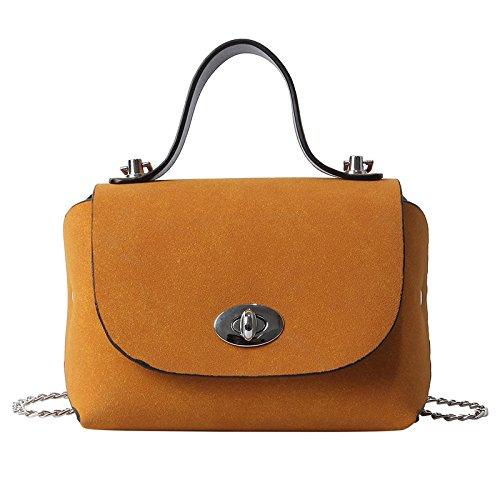 Señoras C Pequeño Moda Del nbsp; nbsp; Bolso Messenger Retro Simple D Cadena Bag nbsp;gift De La Justyou popo aInYxR15