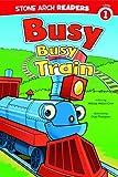 Busy, Busy Train (Wonder Wheels)