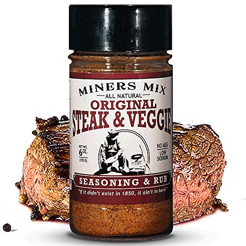 MINERS MIX Steak And