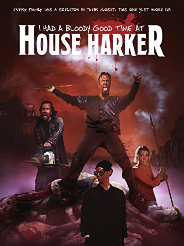 I Had a Bloody Good Time at House Harker -