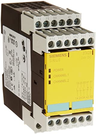 siemens 3tk28 25 1bb40 safety relay  for emergency stop Westinghouse Relays Manuals ABB Relays Manuals