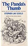 The Panda's Thumb: More Reflections in Natural History by SJ GOULD (1983-06-22)