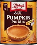 Libby's Pumpkin Pie Mix, Easy Pumpkin, 30 oz