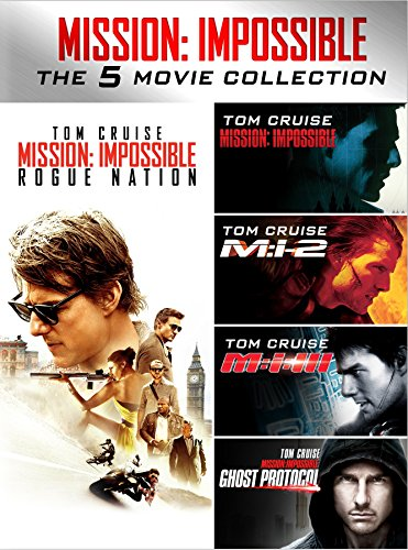 Mission: Impossible 5-Movie Collection (Digital Sheaths)