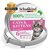 Schobkind Flеа аnd Тiсk Collar Cats - Made for Germany - 100% Safe