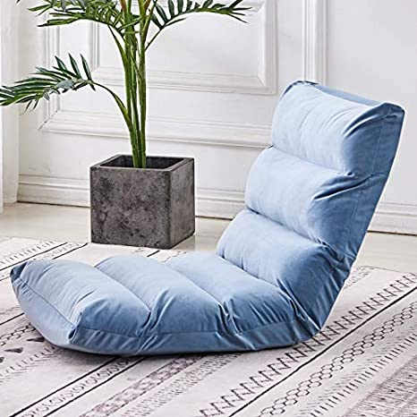TongN-Sillones Plegable Tatami Lazy Couch Bean Dormitorio ...