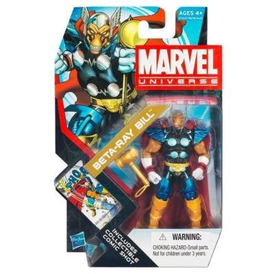 Marvel Universe Beta-Ray Bill Action Figure 3.75 Inches